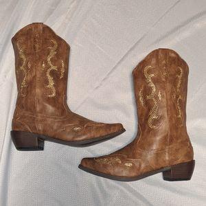 NWOB Roper cowboy boots